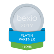 Platin Badge bexio